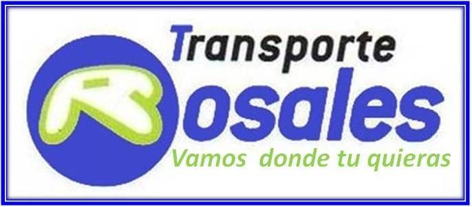 Transporte Rosales